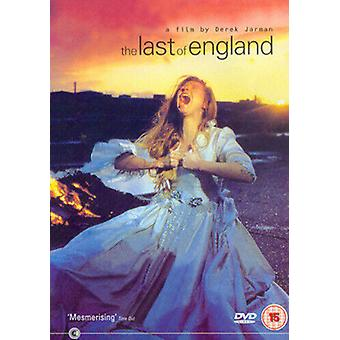 The Last of England DVD (2004) Tilda Swinton Jarman (DIR) cert 15 Região 2