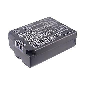 Cameron Sino Enel21Mc Batterieersatz für Nikon Kamera
