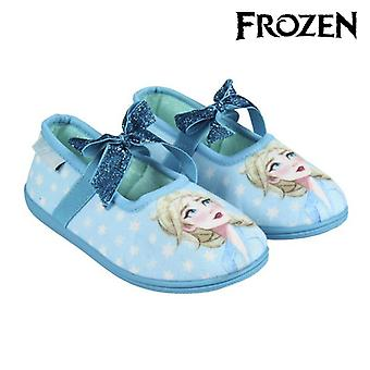 House Slippers Frozen 74136 Blue