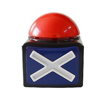 Game Answer Buzzer, Abs Toy, Quiz Prank, Sound, Light, Alarm Button