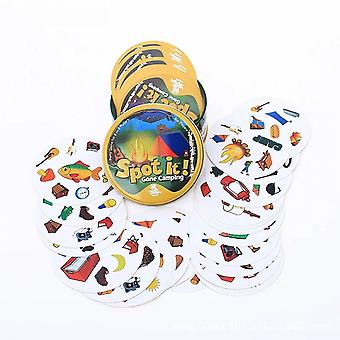 Dobble Card Game Spot It For 2 Or More Players Aged 6 Years Or Over
