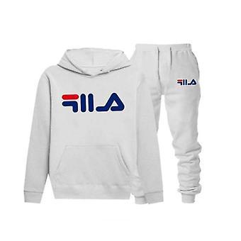 Men's Sports Suit Warm Sweatshirt Jumper Top Sportsuit Thermal Hoodies