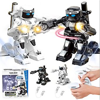 Battle Robot Toy Remote Control Combat Fighting Boxing Robot