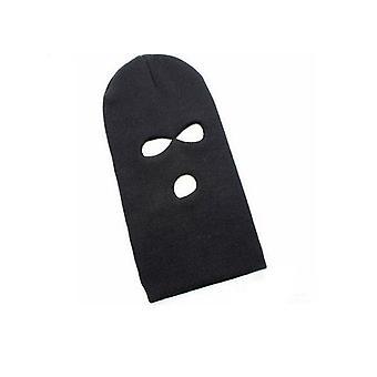 1pc Máscara Sombrero De Invierno Cubierta Neón Máscara