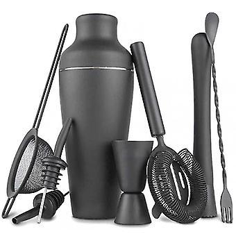 Bartender Kit Shaker Cocktail Shaker Set With Stainless Steel Bar Tools