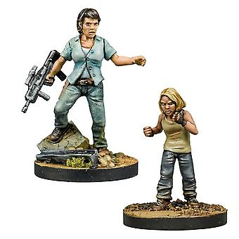 The Walking Dead: All Out War: Maggie, Hilltop Leader Booster