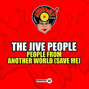 Jive-Menschen - Menschen aus einer anderen Welt USA import
