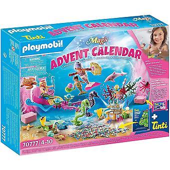 Playmobil: Adventskalender - Zeemeerminnen