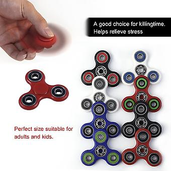8 Kinds Of Color Toy Hand Spinner Fingertip Toys Long Rotation Time Toys