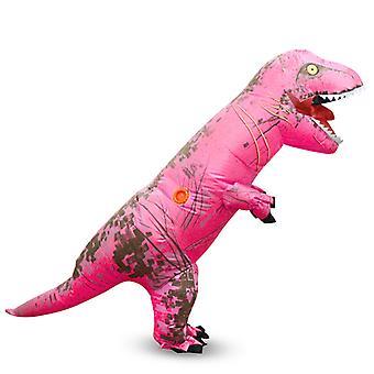 Rose Tyrannosaurus Rex (gyermek) Halloween Cosplay Tyrannosaurus Rex felfújható jelmez dinoszaurusz jelmez