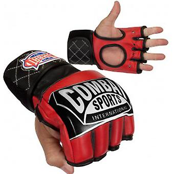 Combat Sports MMA Fight Gloves - Red