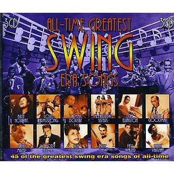 All-Time Greatest Swing Ära Songs - All-Time Greatest Swing Ära Songs importieren [CD] USA
