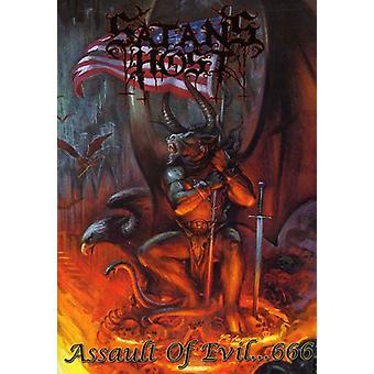 Satans värd - angrepp av onda 666 [DVD] USA import
