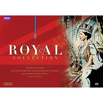 The Royal Collection [4 Discs] [DVD] USA import