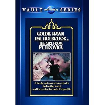 Pige fra Petrovka [DVD] USA importerer