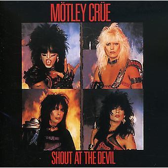 Motley Crue - Shout at the Devil [CD] USA import
