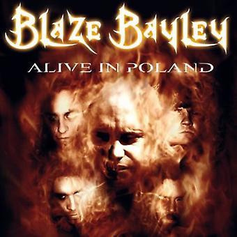 Blaze Bayley - Alive in Poland [CD] USA import