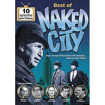 Best of Naked City (10 Episodes) [DVD] USA import