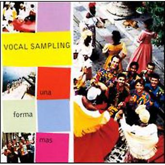 Vocal Sampling - Una Forma Mas [CD] USA import