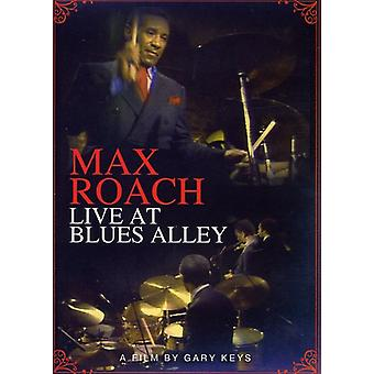 Max Roach - Live at Blues Alley [DVD] USA import
