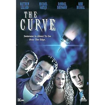 Curve [DVD] USA import