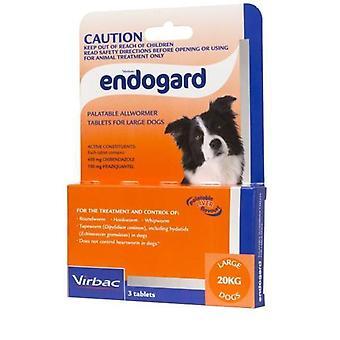 Endogard 20kg - 3 pack
