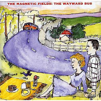Magnetic Fields - Wayward Bus/Distant Plastic Trees [CD] USA import