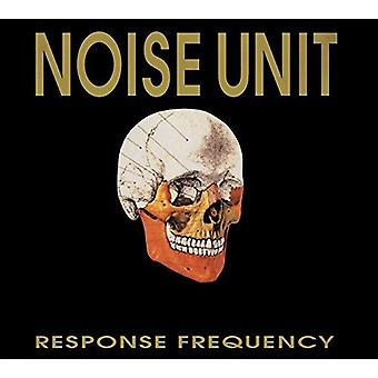 Noise Unit - Response Frequency [CD] USA import