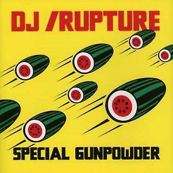 DJ Rupture - Special Gunpowder [CD] USA import