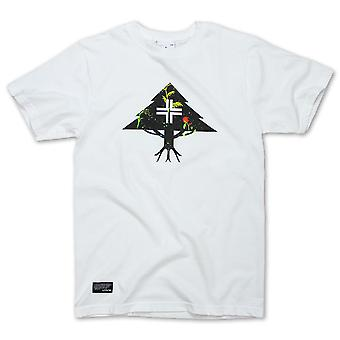 LRG Rounded About T-shirt White