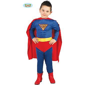Kinder kostuums Superman kind kostuum