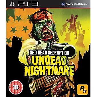 Red Dead Redemption - Undead Nightmare (PS3) - New