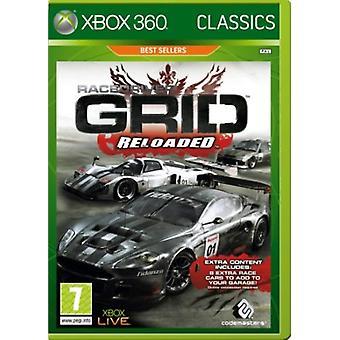 Grid Reloaded- Classics Edition (Xbox 360) - Novo