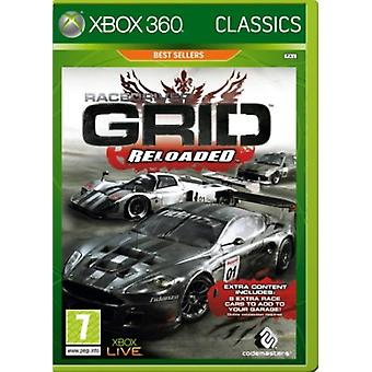 Grid Reloaded-Classics Edition (Xbox 360)-fabriks forseglet