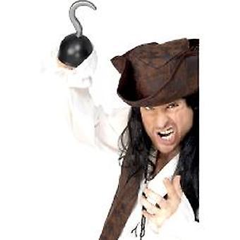 Piraten Sie-Haken - Pvc (Anzahl 1)