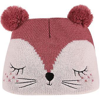 Regata de meninos e meninas Animally II acrílico malha personagem chapéu do Beanie