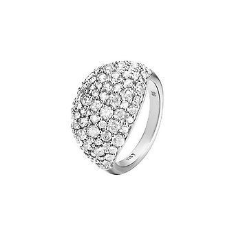 Joop kvinnors ring silver zirconia Blake JPRG90780A