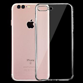 Silikoncase TPU transparent 0.3 mm ultra thin case for Apple iPhone 7 plus bag