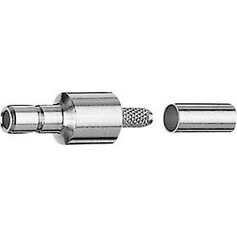 Telegärtner J01160A0471 SMB connector Plug, straight 50 Ω 1 pc(s)
