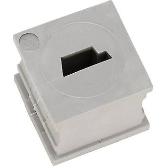 Icotek KT-ASI kabel pakkingring sleuven elastomeer grijs 1 PC('s)