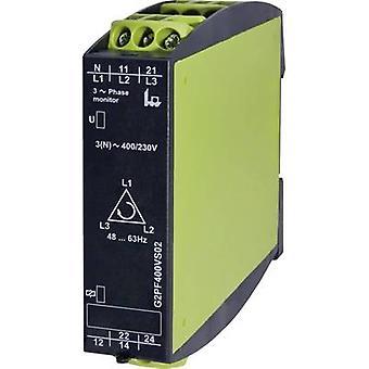 تيلي 2390000 G2PF400VS02 غاما 3-مرحلة تتابع رصد الجهد الجهد 3-مرحلة الرصد