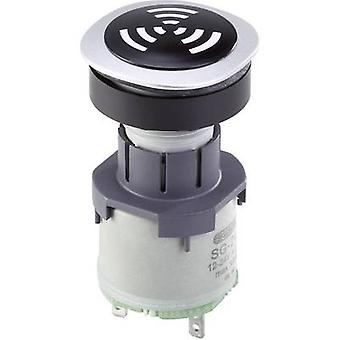 Schlegel RQJNSG+SGI-24V Alarm sounder Noise emission: 90 dB Voltage: 24 V Interval sounder 1 pc(s)
