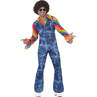 """Groovier Dancer Costume, Chest 42""""-44"""", Leg Inseam 33"""""""