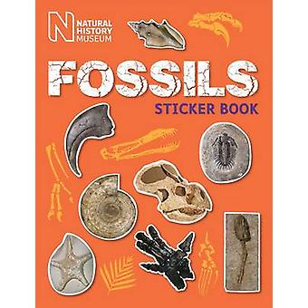 Fossils Sticker Book (11th edition) by Natural History Museum - 97805