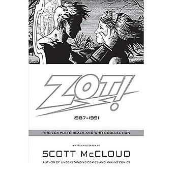 Zot!: The Complete Black-and-white Stories: 1987-1991