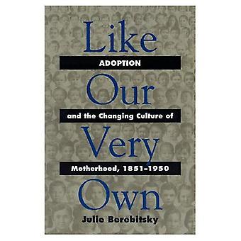 Wie unsere eigenen: Annahme und der sich verändernden Kultur der Mutterschaft, 1851-1950