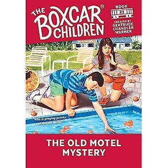 Gamla Motel mysteriet (Boxcar barn)