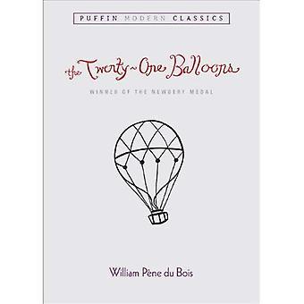 The Twenty-One Balloons (Puffin Modern Classics (Prebound))