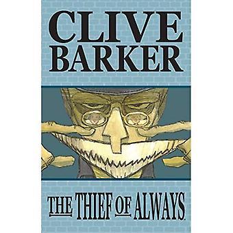 Clive Barkers de dief van altijd