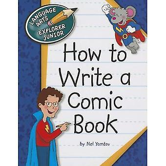 Come scrivere un libro di fumetti